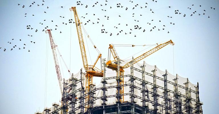 inversión en construcción residencial