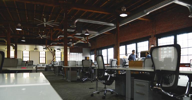 Contratación de oficinas