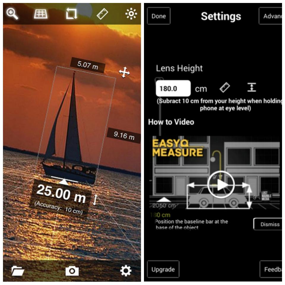 Apps para el profesional inmobiliario: EasyMeasure