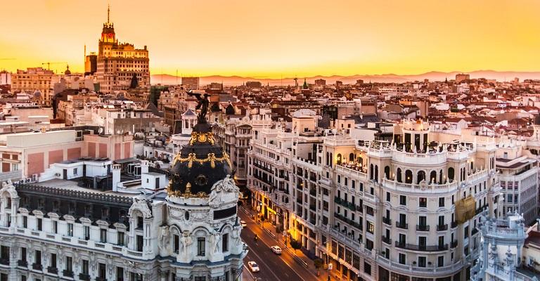 Madrid y Barcelona, entre las ciudades con más atractivo inmobiliario, según JLL