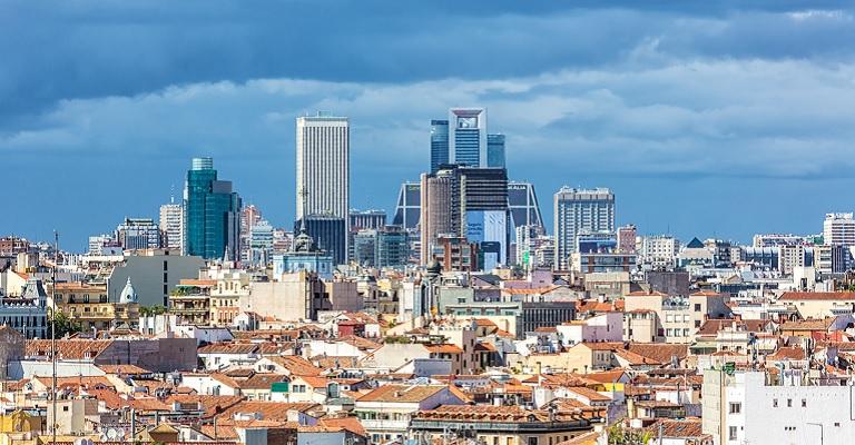 vivienda en madrid y barcelona