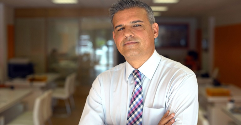 """David Martin Darby (EXPO Costa del Sol): """"El modelo de feria inmobiliaria permanente hace ver al cliente final que el sector es muy profesional"""""""