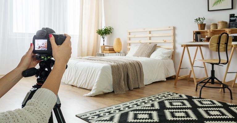 [INFOGRAFÍA] Cómo preparar una vivienda para la sesión fotográfica