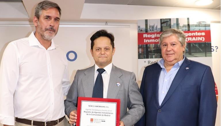 RE/MAX, primera franquicia inmobiliaria en recibir el sello Rain de la Comunidad de Madrid