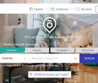 El portal inmobiliario Fotocasa se renueva