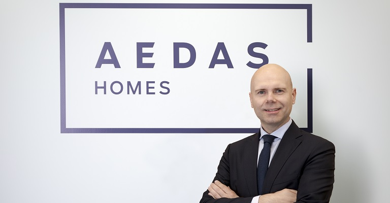 """AEDAS Homes: """"Somos la primera gran empresa del sector en España que industrializa la promoción residencial de forma integral"""""""